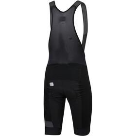 Sportful Giara Mid-Season Bib Shorts Men black